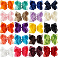 Wholesale 10 Inch Solid Color Hair Bows HBW-1701093