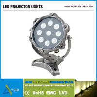 YJX-0022 IP65 outdoor waterproof sunflower projector lamp LED industrial wall light