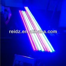 china supplier t8 red pink tube
