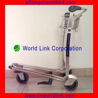 1050 Heavy Duty Hand Brake Airport Airline Trolley