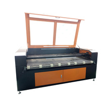 160W/280W Factory supply Wood Fabric Acrylic Leather MDF Plywood CNC CO2 laser cutting machine price