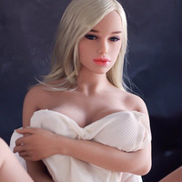 No Tax to Europe & USA Newest Sexy naked young girl big breast american real doll sex