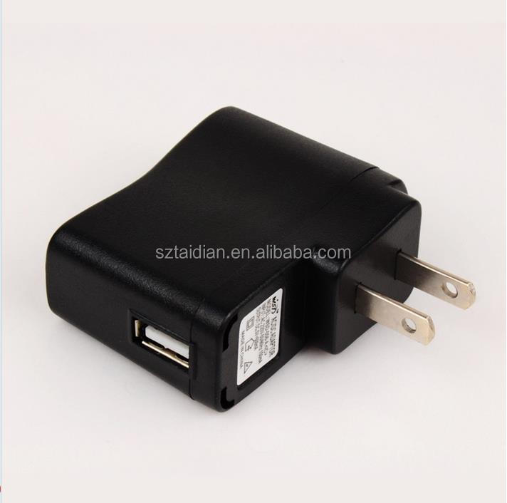 USB AC Power Supply Wall Adapter MP3 MP4 Charger US Plug Wholesale china supplier