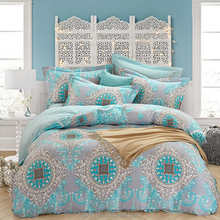 hot sales 100% cotton or polyester disperse dye printed bedding set