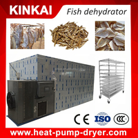 Hot air circulating tray drying commercial dried fish processing drying machine/fruit /vegetable dehydrator