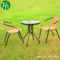 2016Hot Sale Outdoor Garden Furniture /Rattan Chair Set