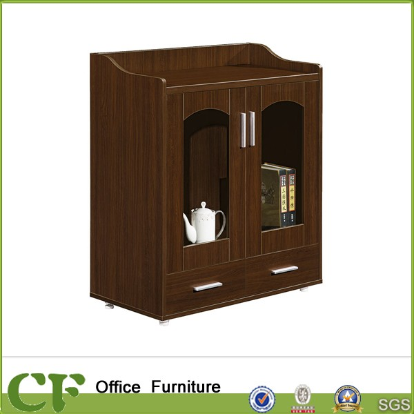 Classic Wood Office File Cabinet/low cabinet storage