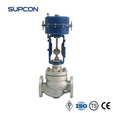 SUPCON Perforated Valve Series cage guided Balanced Seal Ring High Quality Globe Valve LN8510