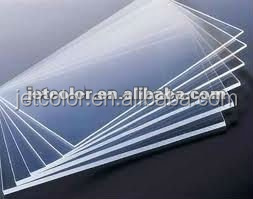 Clear Acrylic sheet/PMMA sheet