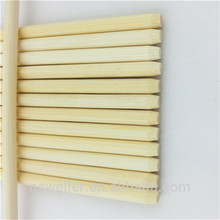 2014 Eco-friendly treated flower bamboo sticks import hanging skewer