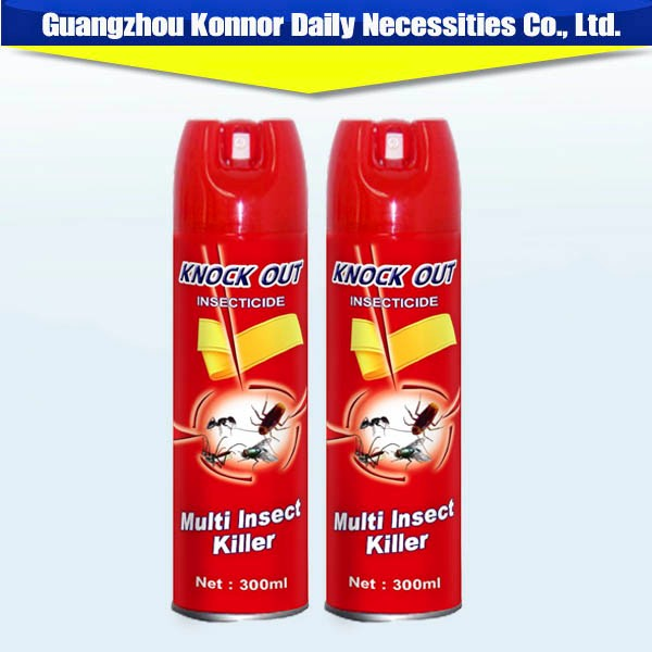KNOCK OUT Insect Repellent Insecticide Spray Mosquito/Cockroach Killer Spray