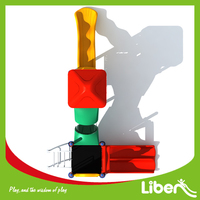 New Updated Design Outdoor Kids Play Structures in Top View