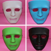 Ghost dance step mask/halloween ghost masks with sell.