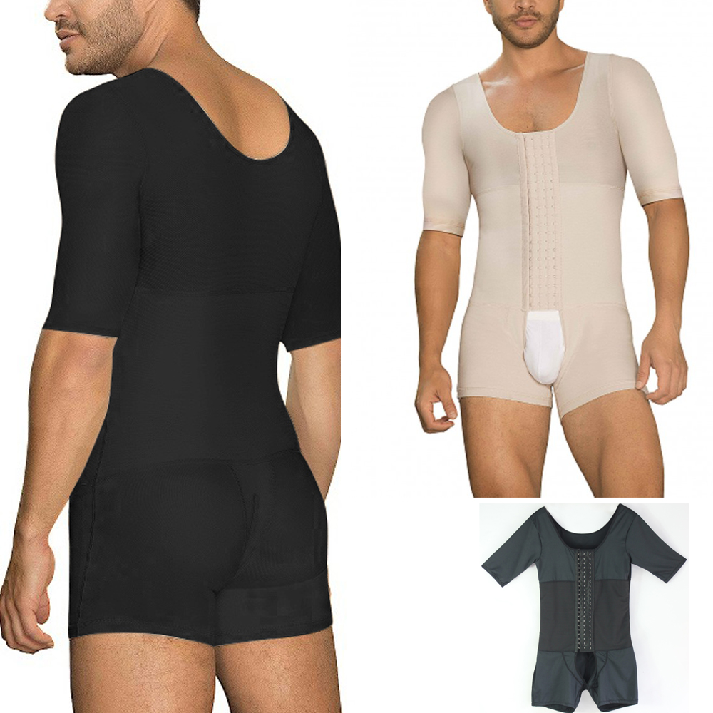 plus size 2019 new arrivals men shaper vests men shapewear