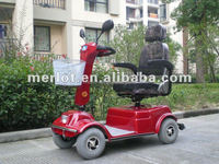 New powerful 4 wheel electric motorcycle with CE