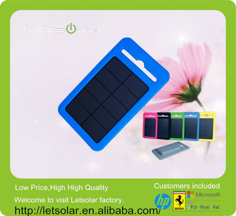 China factory sex move mobile power bank mp3 player waterproof and crashproof solar charger LET63