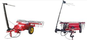 9GBL series cutting and raking machine