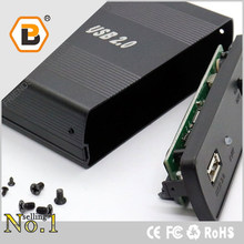 easy carrying 3.5 inch SATA USB 2.0 hdd cover