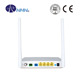 FTTH 4 LAN Ports Double Fiber Data + CATV EPON ONU with Wifi and AGC