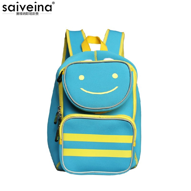 new invention from China sunshine colorful creative windproof childern backpack from Saiveina