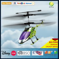 3CH Infrared Purple RC Helicopter for Children