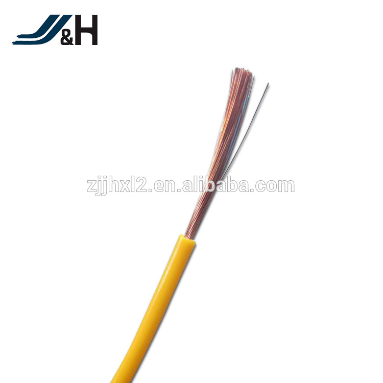 XLPE Copper Conductor PVC Insulated Hook Up Wire UL 3321
