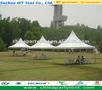 20x20 White party wedding pagoda canopy gazebo tent for 30 person