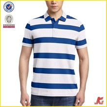 Wholesale high quality 100% cotton plain sport polo t shirt for men