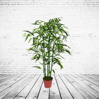 Mini Artificial Bamboo Tree For Park Project