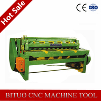 China Machinery Q11 Series mechanical rotary shears machinery with great price