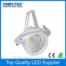High brightness factory price cob 30w led downlight with great price