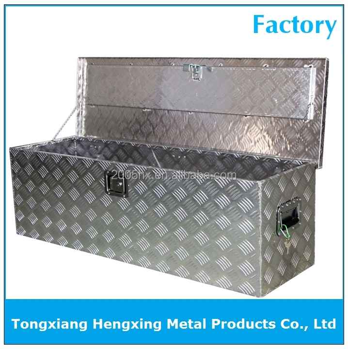 Aluminium truck box (set)