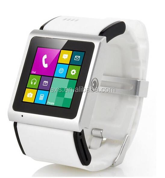 TFT touch screen most popular smart watch mobile phone with gps navigation