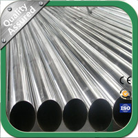 Factory Direct Sale 304 316 Stainless Steel Welded Tube