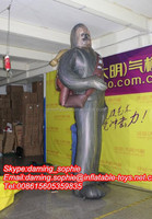 2015 Hot Sale Inflatable ape man for Outdoors Advertising