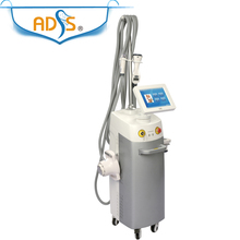Vacuum/cavitation/RF/bio/ultrasonic slimming beauty machine with CE