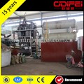tire sidewall cutting machine high quality waste rubber pyrolysis plant tyre crusher