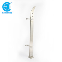 Top selling decoration outdoor picture stainless steel handrail pillar