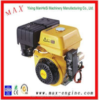 11.0hp Single Cylinder Gasoline Engine MX340E With Hongda Design