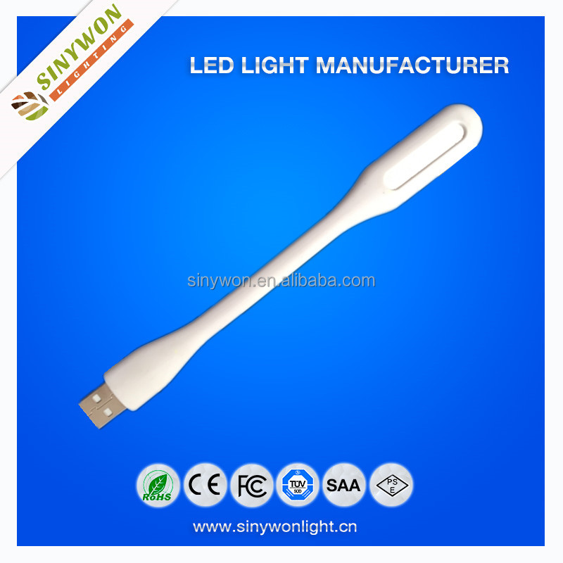 Sinywon 2015 New arrivals 2015 high quality Xiaomi usb led light,mini usb led light for powerbank usb charged led light