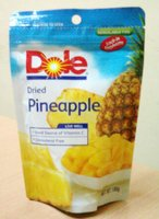 DOLE Dried Pineapples