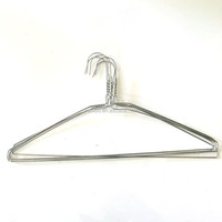 $8.5- $10.5 FOB Price stock wholesale laundry galvanized coated metal wire clothes hangers