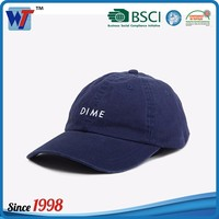 New stylish 6 panel 100% cotton Sport Hats Dad Baseball Caps
