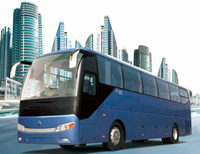 SINOTRUK HOWO 63 Seats Luxury Coach Bus For Sale