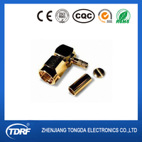 RF connector SMA right angel male / jack / plug connector good quality