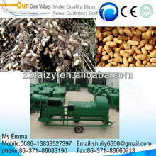 Fully automatic groundnut pickers/peanut picking machine with cleaning function 0086-13838527397