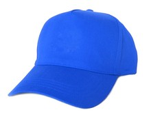 Factory Customized Promotional Custom Blank 6 Panel Hat And Cap