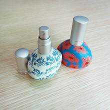 15ML Polymer clay designs colored glass perfume