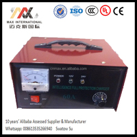 12v 24v 60A intelligence Battery Charger
