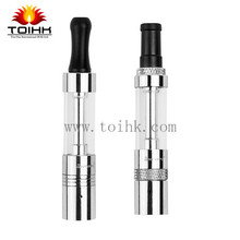 2014 Newest Glassomizer Anyvape A1 Pyrex Tube Original Aspire BDC/BVC Dual Coil Glassomizer Compatible with BCC&BDC&BVC Coil